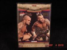 2010 Tristar TNA Icons INK INC GOLD Debut Card #14/25