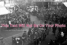 SU 368 - Red Cross Procession, Croydon, Surrey - 6x4 Photo