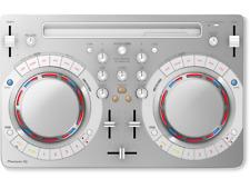 Pioneer DDJ-WeGO4-K Compact DJ Software Controller (White)