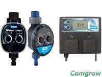 PlanT!T - Flood & Drain Brain Controller & Hydroponic System Dripper Water Timer