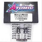 Atomic AR-239 Mini-Z MR-02 Alloy Body Holder Ferrari FXX
