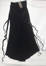Steampunk Gothic Halloween Ursula Lush Velvet Skirt By Raven