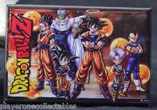 "Dragonball Z - 2"" X 3"" Fridge / Locker Magnet. DBZ  Goku Japanese Anime"