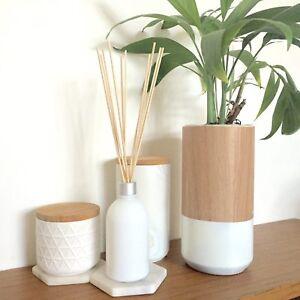Premium Diffuser Rattan Reeds Sticks White Black Natural 5 10 20 40 100 FREEPOST