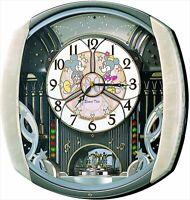 NEW SEIKO Disney Time Automaton Clock FW563A Wall Clock Type