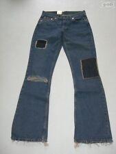 Levi's Damen-Bootcut-Jeans aus Denim mit niedriger Bundhöhe (en)