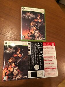 MagnaCarta 2 Complete condition Import Japan Xbox360