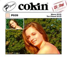 Cokin p039 filtro cálido 81 Z, caliente (81z), serie P 84x84mm