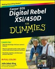 Canon EOS Digital Rebel XSi/450D For Dummies