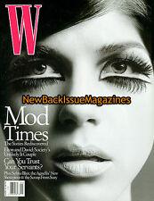 W 1/03,Selma Blair,Elton John & David Furnish,Erika Wall,January 2003,NEW