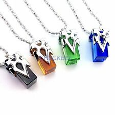 Sword Art Online Teleportation Crystal Necklace Cosplay Accessories