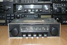Blaupunkt Hamburg Rara Vintage 70s auto radio MP3 Garantía Mercedes Vw Ford Fiat