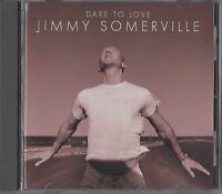 JIMMY SOMERVILLE / DARE TO LOVE * NEW CD 1995 * NEU *