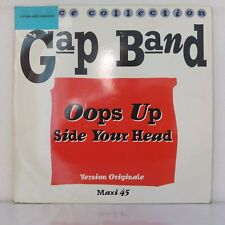 "The Gap Band ‎– Oops Up Side Your Head (Vinyl, 12"",Maxi 45 Tours)"