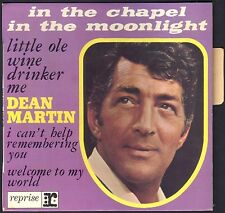 DEAN MARTIN IN THE CHAPEL IN THE MOOLIGHT 45T EP BIEM 60.108 NEUF + LANGUETTE