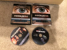 Requiem For A Dream (4K Uhd+Blu-ray+Case w/Artwork+Slip cover )