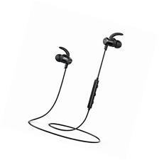 Anker Bluetooth Cuffie, Stereo Wireless Auricolare soundbuds impermeabile con microfono