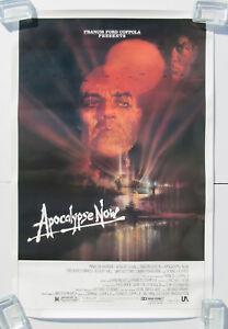 APOCALYPSE NOW 1979 US ORG One Sheet MOVIE POSTER 1sh FILM Brando COPPOLA Minty!