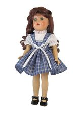 "Tradition Plaid Dress for 14"" Toni Doll"