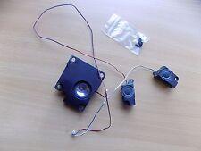 MSI GE600 Speakers Set and Screws