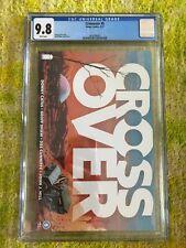 CROSSOVER #5 CGC 9.8 W IMAGE COMICS MAIN COVER