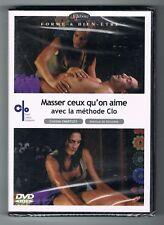MASSER CEUX QU'ON AIME AVEC LA MÉTHODE CLO - DVD - NEUF NEW NEU