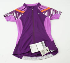 Pearl Izumi Women's Elite Cycling Jersey Extra Small Short Sleeve Purple Pink