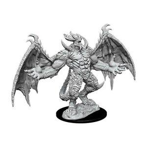 Wizkids Pathfinder Battles Deep Cuts Unpainted Pit Devil Figure Set NEW