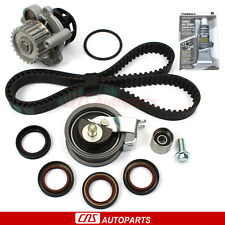 "Fits Audi VW Beetle Golf Jetta 1.8T ""HNBR"" Timing Belt Water Pump Kit 1.8L 20V"