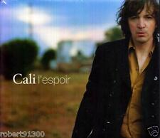 CD AUDIO.../...CALI...../......L'ESPOIR.......
