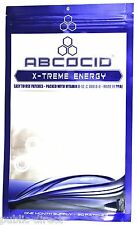 ABCOCID X-Treme Energy Patch Vitamin B12 C B6 B3 Niacin Guarana Folic Acid