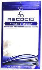 60 ABCOCID X-Treme Energy Patch Vitamin B12 C B6 B3 Niacin Guarana Folic Acid 2