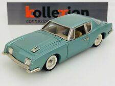 Buby collector's classics Argentina c2-1cg studebaker avanti 1964 1.43 nb
