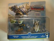 ACTIVISION SKYLANDERS SUPERCHARGERS COMBO PACK HURRICANE JET-VAC, JET STREAM