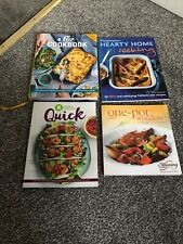 Weight Watchers/Slimming World Healthy Eating Book Bundle X4