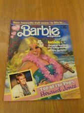 BARBIE #8 7TH-20TH FEBRUARY 1986 IPC BRITISH WEEKLY^