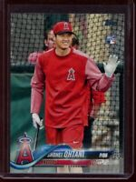 2018 Topps Series 2 Shohei Ohtani #700 SP RC Photo Variation Short Print Rookie