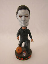 "Very Rare Michael Myers Head Knockers Figurine (Halloween, NECA, 2004) 7"" - 18cm"