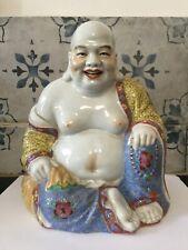 Bouddha en porcelaine / porcelain Buddha / China porcelain