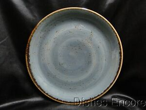 Steelite Craft, England: NEW Blue Coupe Dinner Plate (s), 10""