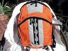 Olympia BP-3050 Orange Nylon School Backpack