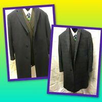 ( 2) Sean John 3 button Wool blend Overcoats