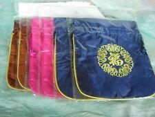 More details for silk tarot pouches  x 6 wholesale u.k. seller since 2003