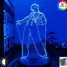 3D Lamp Harry Styles lamp Gift for Fans Bedroom Decor Light Led Touch Sensor