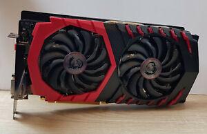 MSI NVIDIA Geforce GTX 1060 Gaming X 6 GB