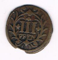 3 Pfennig 1742  Soest     (Alb 2)