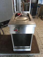Elektro Grillplatte Bratplatte Bräter Palux EEB 230 mit Untergestell 300°C, 400V
