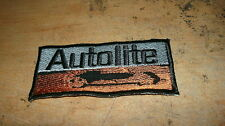 1960's STYLE FORD AUTOLITE LOGO GT40 FORD GT RECTANGLE PATCH MUSTANG TORINO FORD