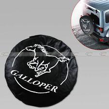 """High durable Galloper  universal Spare Wheel Tire Tyre Soft Cover 31""""-32"""" L"""