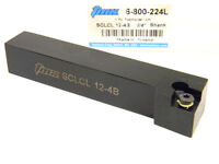 """NEW TOOLMEX SCLCL 12-4B 3/4""""-Shank TURNING TOOL 6-800-224L (CCMT-432)"""